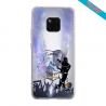 Coque silicone Iphone SE 2020 Grizzly mandala