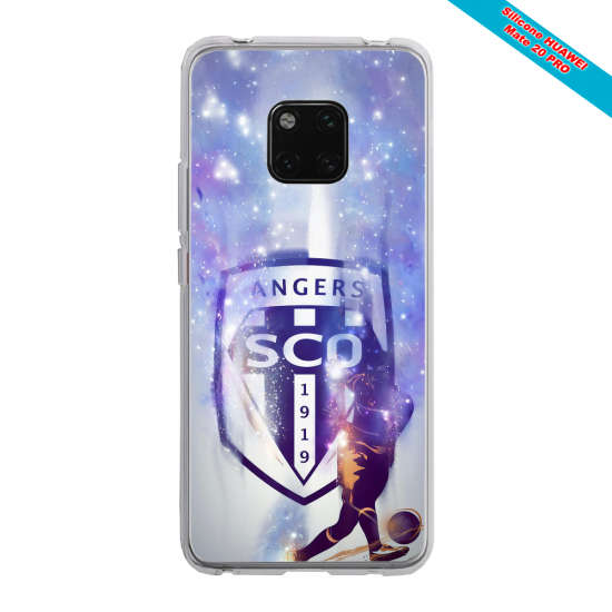 Coque silicone Iphone 11 Pro Max Grizzly mandala