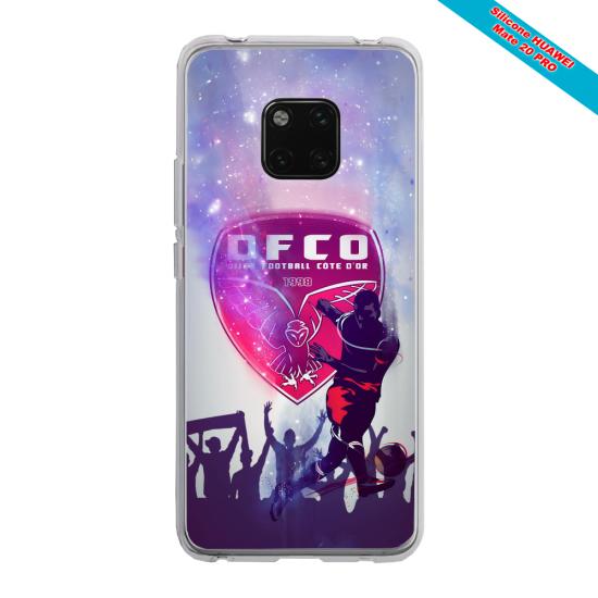 Coque silicone Iphone 11 verre trempé Grizzly mandala