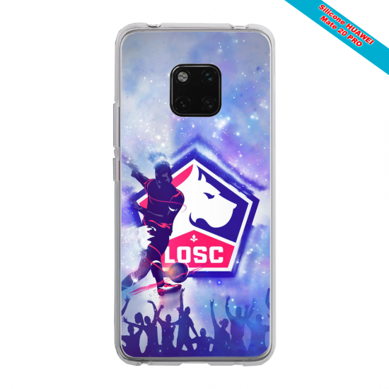 Coque silicone Iphone 11 Grizzly mandala