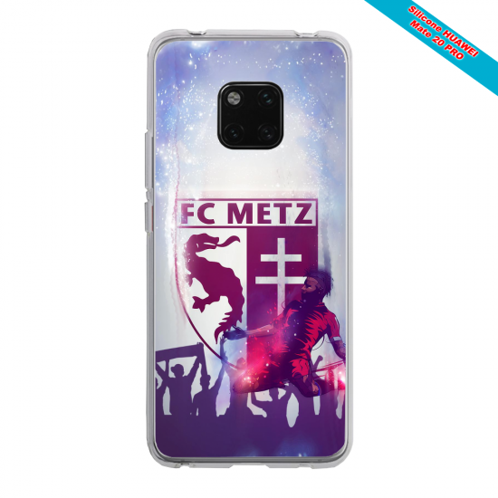 Coque silicone Iphone XR Verre Trempé Grizzly mandala