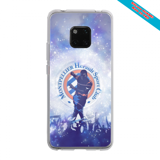 Coque silicone Iphone X/XS verre trempé Grizzly mandala
