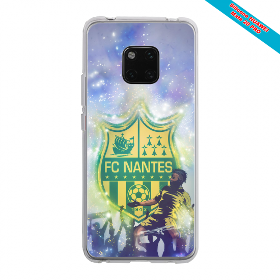 Coque silicone Iphone X/XS Grizzly mandala