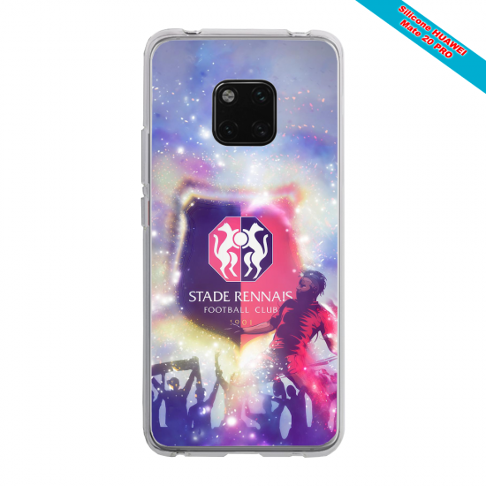 Coque silicone Iphone 6 PLUS Verre Trempé Grizzly mandala