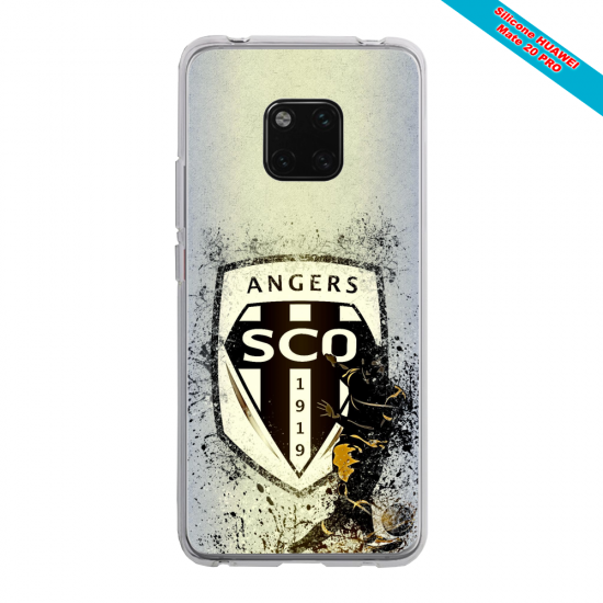 Coque Silicone iphone 5/5S/SE Grizzly mandala