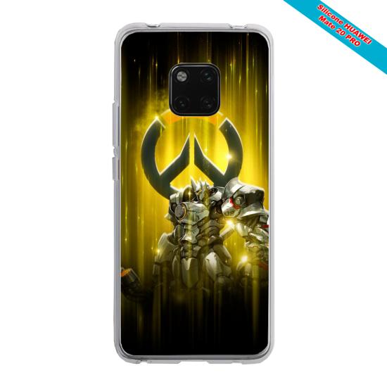 Coque Silicone Galaxy S8 PLUS Loup mandala