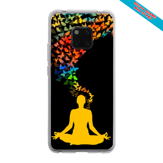 Coque silicone Galaxy J5 2016 Loup mandala