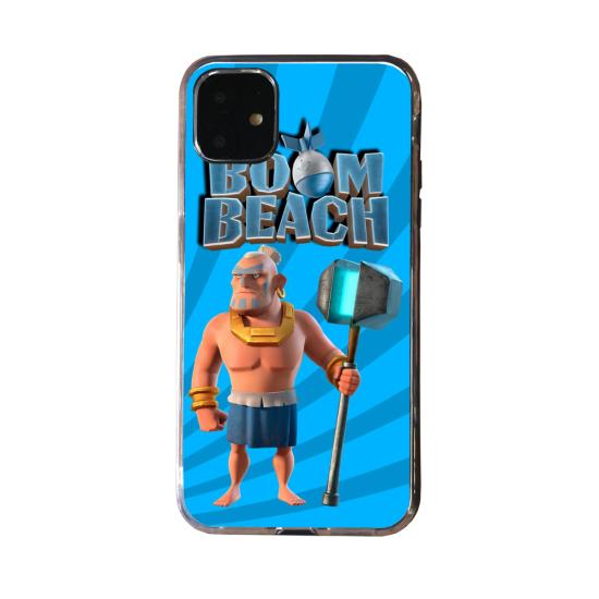 Coque silicone Galaxy A70 Loup mandala