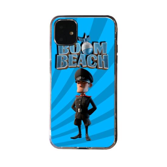 Coque silicone Galaxy A51 Loup mandala