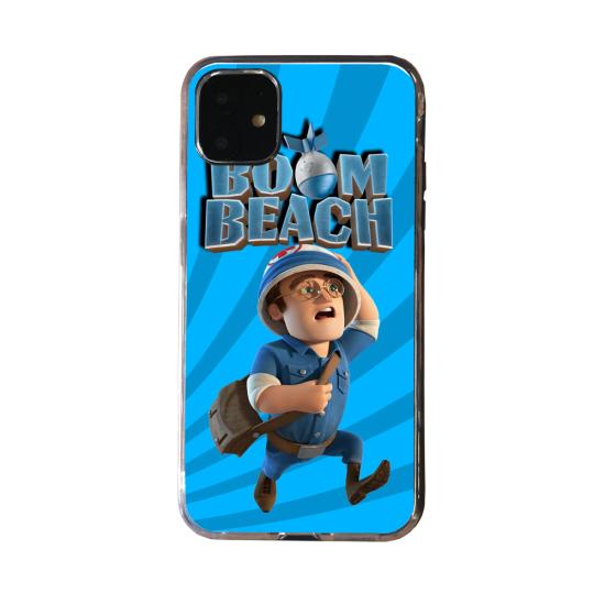 Coque silicone Galaxy A50 Loup mandala