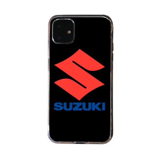 Coque silicone Iphone X/XS Loup mandala