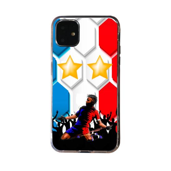 Coque Silicone Galaxy S20 verre trempé Fan d'Overwatch Sigma super hero