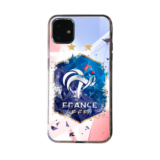 Coque Silicone Galaxy S20 verre trempé Fan d'Overwatch Reinhardt super hero