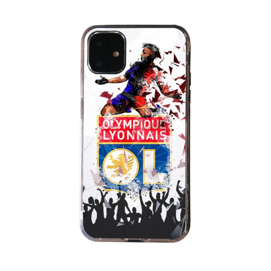 Coque Silicone Galaxy S20 verre trempé Fan d'Overwatch Mei super hero