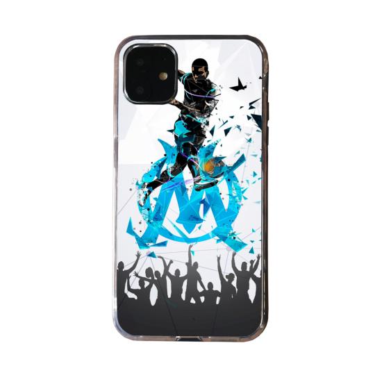 Coque Silicone Galaxy S20 verre trempé Fan d'Overwatch McCree super hero
