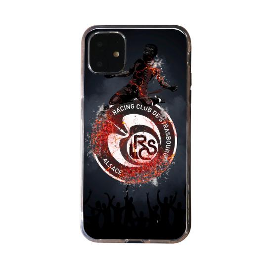 Coque Silicone Galaxy S20 verre trempé Fan d'Overwatch Lúcio super hero