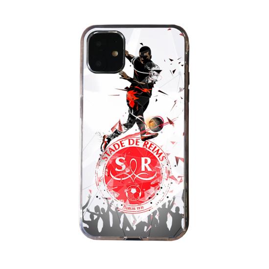 Coque Silicone Galaxy S20 verre trempé Fan d'Overwatch Faucheur super hero