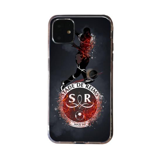 Coque Silicone Galaxy S20 verre trempé Fan d'Overwatch Fatale super hero