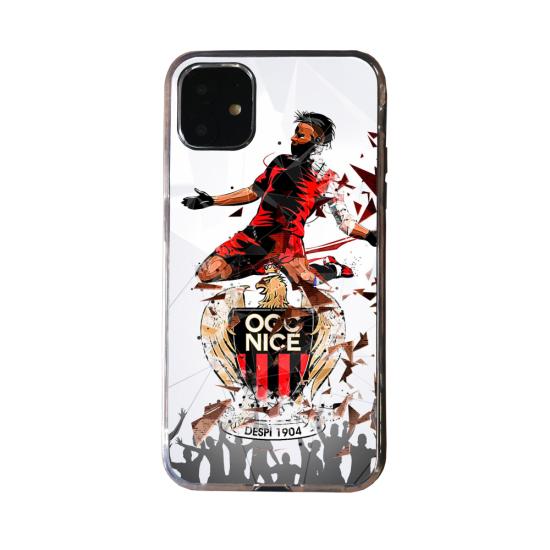 Coque Silicone Galaxy S20 verre trempé Fan d'Overwatch Doomfist super hero