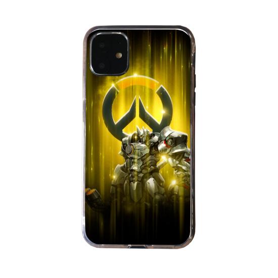 Coque silicone Huawei P40 PRO Fan d'Overwatch Zarya super hero