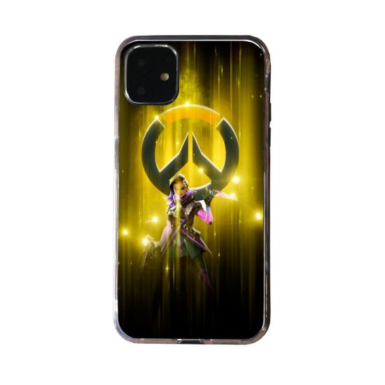 Coque silicone Huawei P40 PRO Fan d'Overwatch Torbjörn super hero
