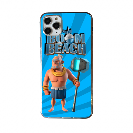 Coque silicone Huawei P40 PRO Fan d'Overwatch Choppeur super hero