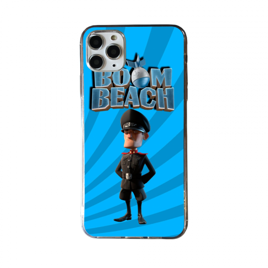 Coque silicone Huawei P40 PRO Fan d'Overwatch Chacal super hero