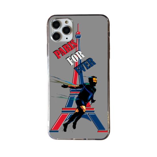 Coque silicone Huawei P40 PRO Fan d'Overwatch Ashe super hero