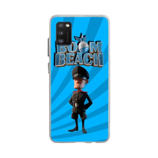 Coque silicone Huawei Mate 30 Papillon de nuit mandala