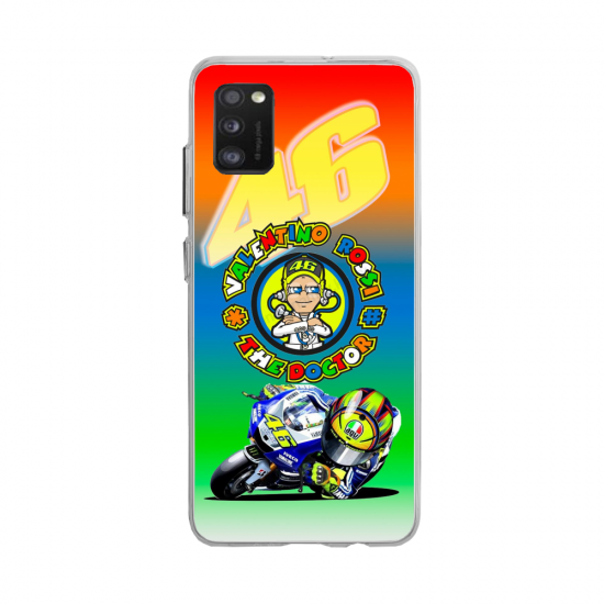Coque silicone Huawei MATE 30 Flamant rose