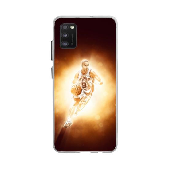 Coque silicone Galaxy A41...