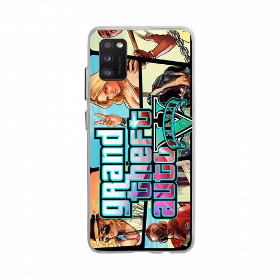 Coque silicone Huawei MATE 30 Fan d'Overwatch Faucheur super hero