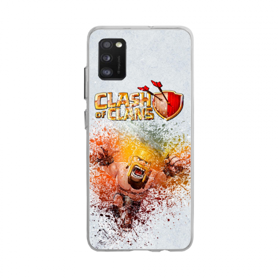 Coque silicone Huawei MATE 30 Fan d'Overwatch Doomfist super hero