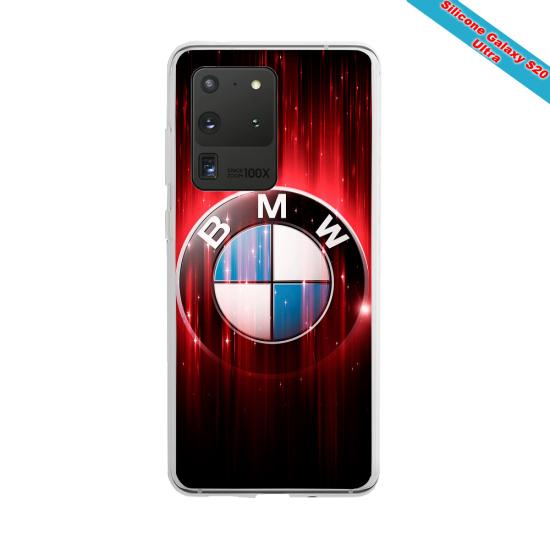 Coque silicone Huawei MATE 30 LITE Fan d'Overwatch Mei super hero
