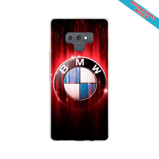 Coque silicone Huawei MATE 30 LITE Fan d'Overwatch Reinhardt super hero