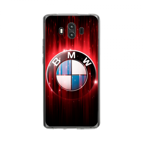 Coque silicone Huawei MATE 30 LITE Fan d'Overwatch Soldat 76 super hero