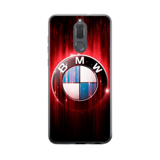 Coque silicone Huawei MATE 30 LITE Fan d'Overwatch Sombra super hero