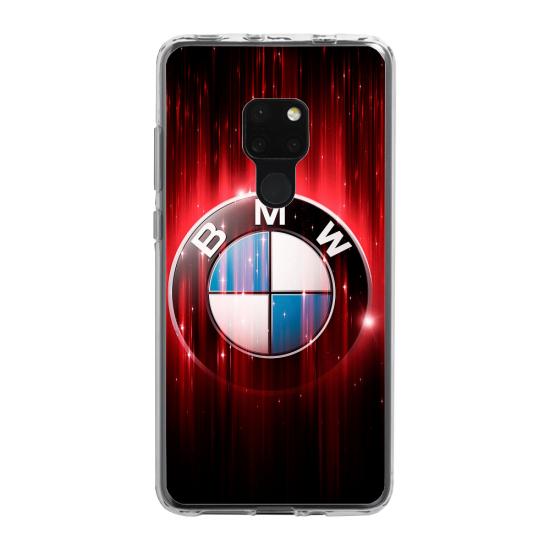 Coque silicone Huawei MATE 30 LITE Fan d'Overwatch Torbjörn super hero