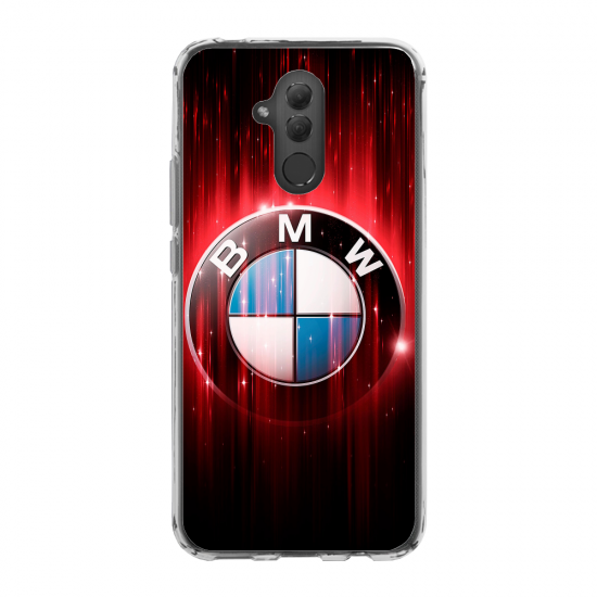 Coque silicone Huawei MATE 30 LITE Fan d'Overwatch Tracer super hero