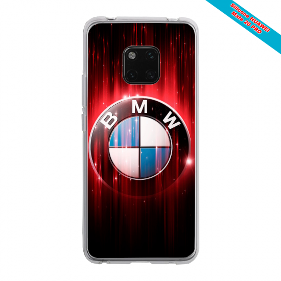 Coque silicone Huawei MATE 30 LITE Fan d'Overwatch Winston super hero