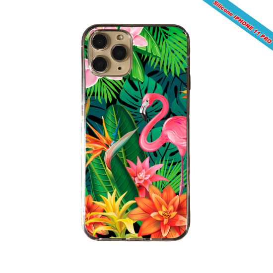 Coque silicone Galaxy A10S Ours mandala