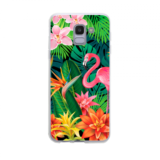 Coque silicone Galaxy A10S Summer party