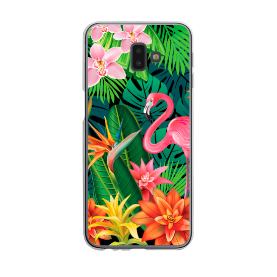 Coque silicone Galaxy A10S Yoga Papillon