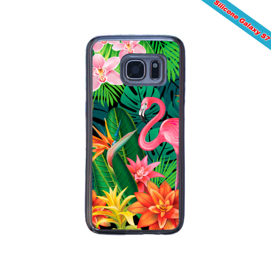 Coque silicone Galaxy A10S Fan d'Overwatch Zenyatta super hero
