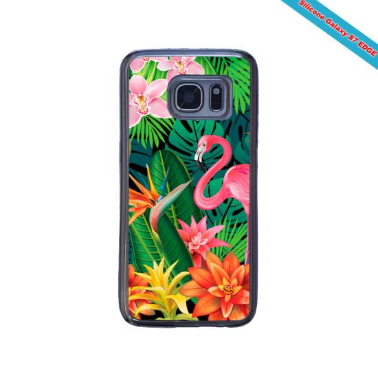 Coque silicone Huawei MATE 30 LITE Fan de The Rolling Stones géometrics