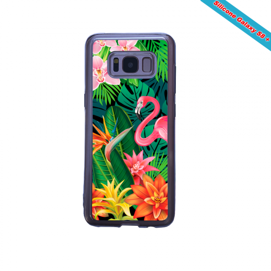 Coque silicone Galaxy A10S Fan d'Overwatch Winston super hero