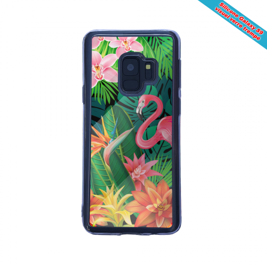 Coque silicone Galaxy A10S Fan d'Overwatch Tracer super hero
