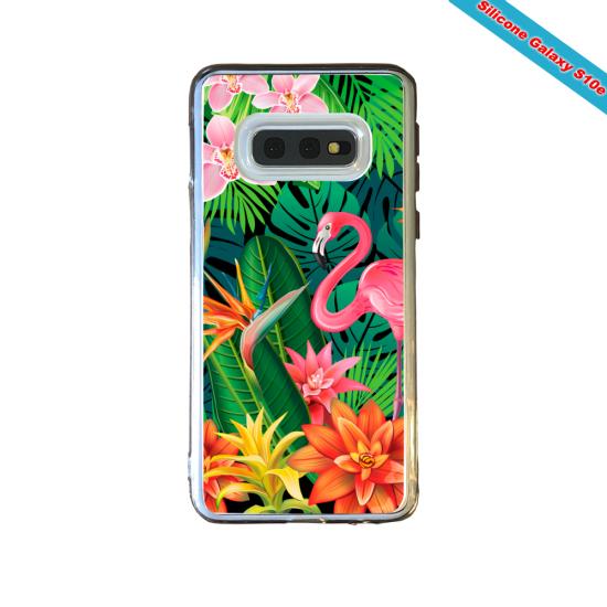 Coque silicone Huawei MATE 30 LITE Fan de BMW sport version super héro