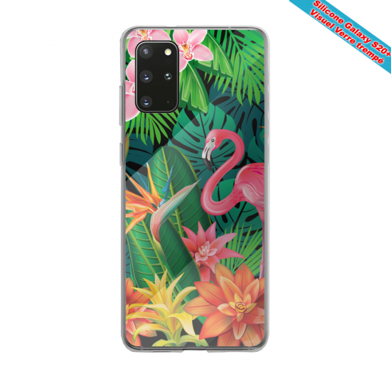 Coque silicone Galaxy A10S Fan d'Overwatch Sigma super hero