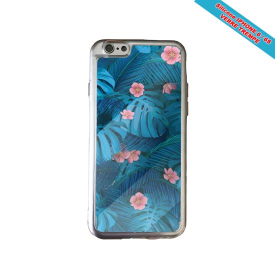 Coque silicone Galaxy A10S Fan d'Overwatch Bouldozer super hero